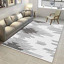 Carpets For Living Room Minimalist Modern Stripes