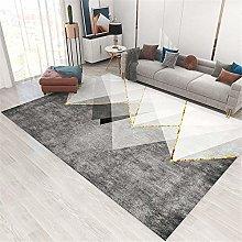 Carpets For Living Room Modern Contrast Color