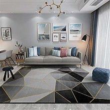 Carpets For Living Room Modern Geometry Easy To
