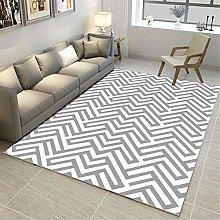 Carpets For Living Room Sale Modern Simple Strip