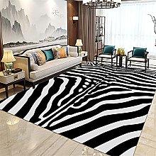 Carpets home decor accessories bedroom Black white