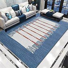 Carpets oitdoor rug Breathable Comfortable Blue