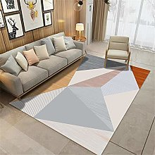 Carpets sofa for bedroom rug Yellow blue gray