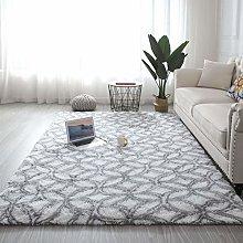 Carpets Soft Shaggy Carpets For Living Room 4cm