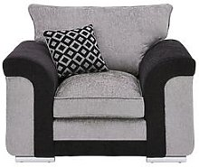 Carrara Fabric Armchair