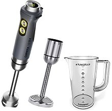 Carrera Handheld Blender 554 with Potato Masher