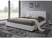 Carruth Upholstered Bed Frame Marlow Home Co.