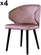 Carson Upholstered Dining Chair BelleFierté