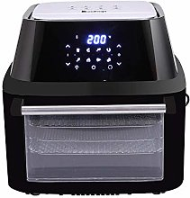 Carsparadisezone Electric Air Fryer Rotisserie