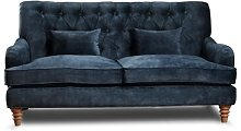 Cartensen 2 Seater Chesterfield Sofa ClassicLiving