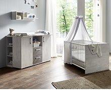 Carter 2 Piece Nursery Furniture Set Isabelle & Max