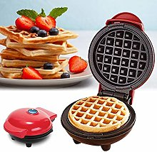 CARTEY Electric Waffle Maker For Waffles, Mini