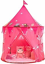 CARTEY Teepee Tent For Kids Foldable Children Play