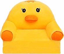 Cartoon Children's Sofa, Kids Sofa 2 in 1 Flip