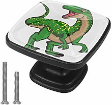 Cartoon Dinosaur (2) 4 Packs Kitchen Cabinet