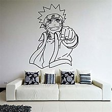 Cartoon Home Decor Wall Vinyl Sticker Decal Anime