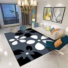Cartoon petals Living Room Shaggy Area Rugs, Kids