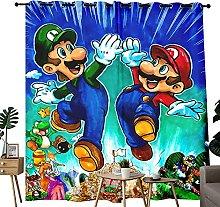 Cartoon Super Mario Brothers Partner Comic Art