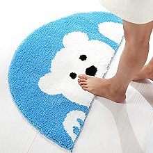 Cartoons embossed Shape Door Mat Dirt-Trapper