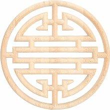 Carved Applique Lighweight Carving Applique