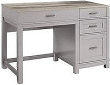Carver Lift Up Desk - Grey