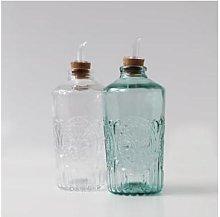 Casa Alegre - Glass Oil Pourer - Clear