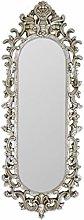Casa Padrino baroque mirror silver 40 x H. 130 cm