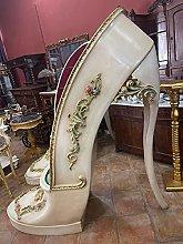 Casa Padrino luxury baroque high heel display