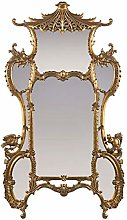 Casa Padrino luxury baroque mirror antique gold