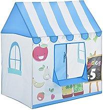 [casa.pro]® Play Tent Pop-Up Kids Tent 110x100x70