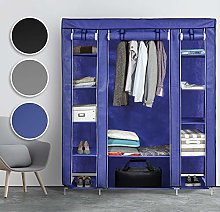 casa pura Portable Wardrobe – Clothes Storage |