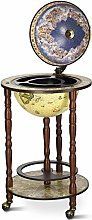CASART 330MM Globe Drinks Cabinet with Casters,