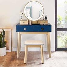 CASART Dressing Table Vanity Set, Modern Makeup