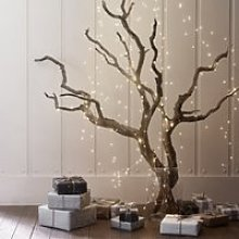 Cascading Fairy Lights - 640 Bulbs, Clear, One Size