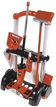 Casdon Cleaning Trolley With Accessories