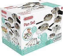Casdon Toy Pan Set