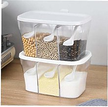 Casecover 1pc Spice Seasoning Storage Box with