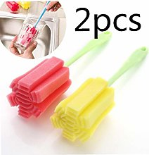 Casecover 2Pcs Cup Brush Kitchen Cleaning Tool