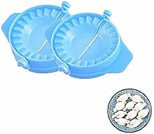 Casecover 2pcs Kitchen Dumpling Press and Pierogi