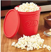 Casecover Silicone Microwave Hot Air Popcorn