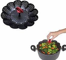 Casecover Vegetable Steamer Basket, Collapsible