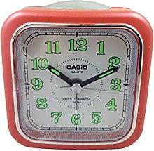 Casio Analogue Alarm Clock - Travel Alarm Clock -