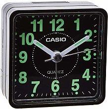Casio TQ-140-1EF Wake Up Timer Alarm Clock - Black