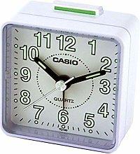 Casio TQ-140-7EF Wake Up Timer Alarm Clock - White