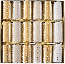 Caspari 12.5-inch Celebration Crackers, Box of 6,