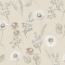 Cassara 10m L x 53cm W Floral and Botanical Roll