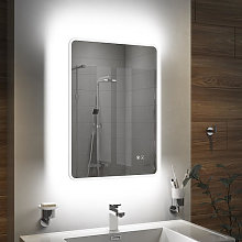 Cassellie LED Bathroom Mirror with Demister Pad
