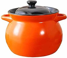 Casserole Cooking Pan Pot Traditional Ceramic Rice