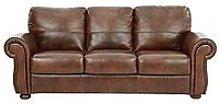 Cassina Italian Leather 3 Seater Sofa