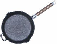 Cast Iron Pan/Skillet No Coating 24, 26, 28 cm